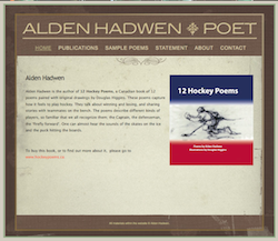 Alden Hadwen / Hockey Poems