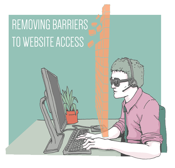 Removing Barriers to Website Access